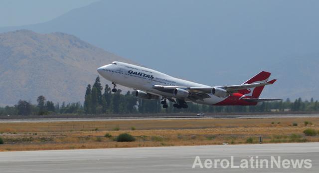 Qantas llevará a cabo la  primera charla tech en el cielo