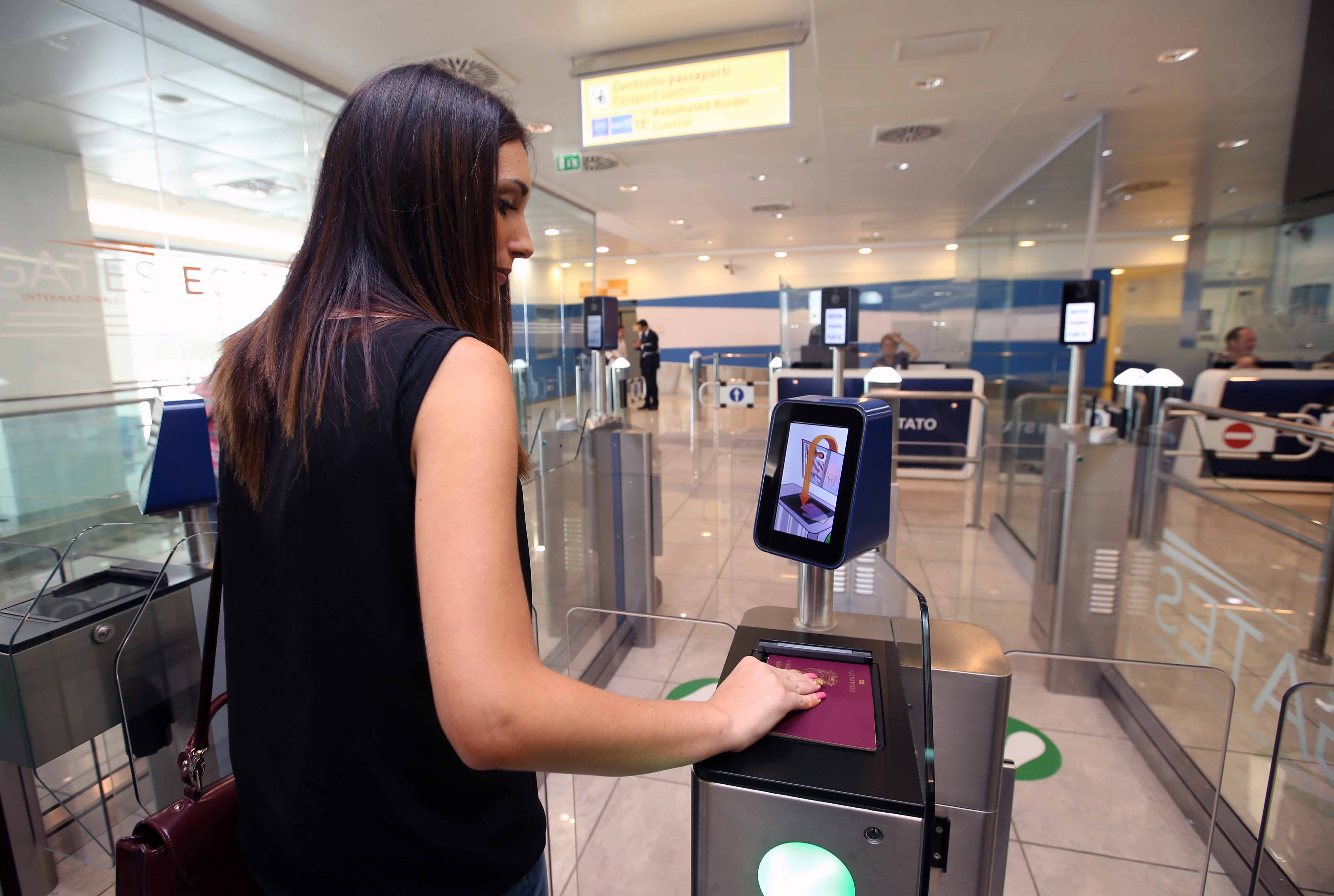 SITA self service technology fast tracks immigration at Naples airport