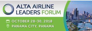 Conectividad es el tema central del 15O  ALTA Airline Leaders Forum que se celebra en Ciudad de Panamá