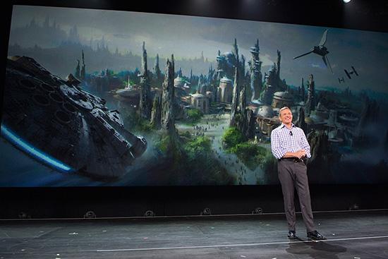 Star Wars en Disney: El despertar de la fuerza llega a sus parques en EEUU