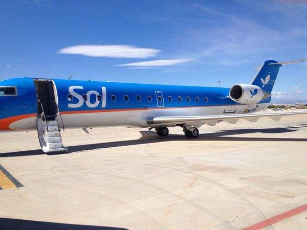Aerolínea Sol avanzaría en venta de activos y traspaso de personal a la firma Amaszonas