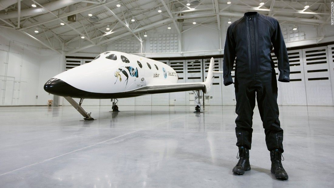 Fashion's new frontier? Y-3 partners with Virgin Galactic to create space apparel