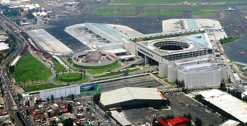 """México: Analizan volver a declarar saturado el Aeropuerto Internacional """"Benito Juárez"""""""