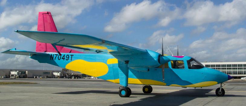 Air America Caribbean presenta su nueva imagen y plan de negocio
