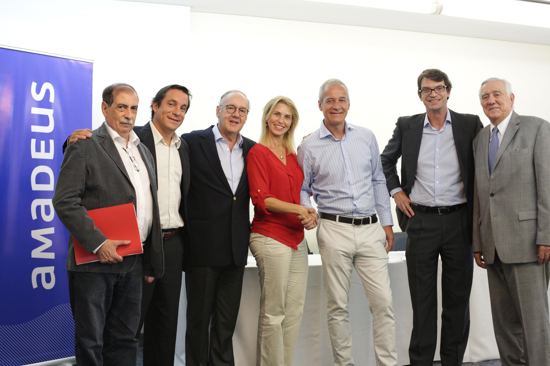Amadeus y Grupo Over fortalecen su relación al extender su acuerdo por 7 años más