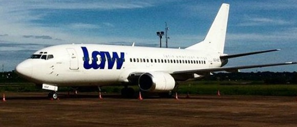 Aerolínea chilena LAW y peruana Star Up firman acuerdo para fusionar sus operaciones
