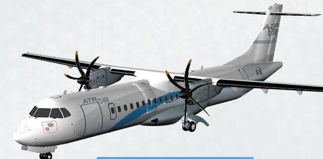 Fabricante europeo ATR anuncia pedido de 20 aviones por aerolínea iraní