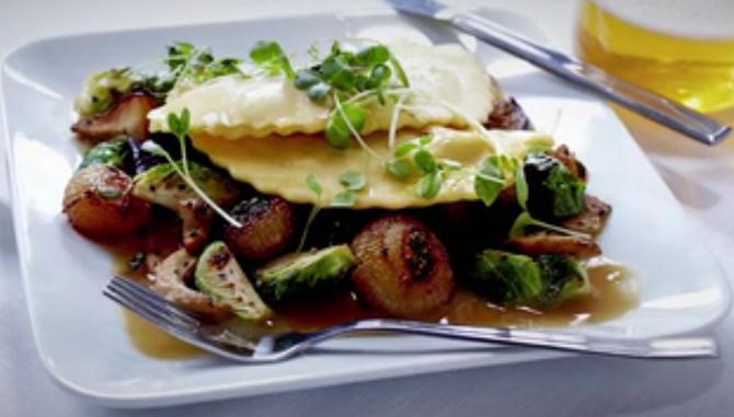 La cocina clásica de Union Square Cafe llega a Delta