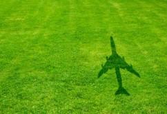 foto avion ecologica