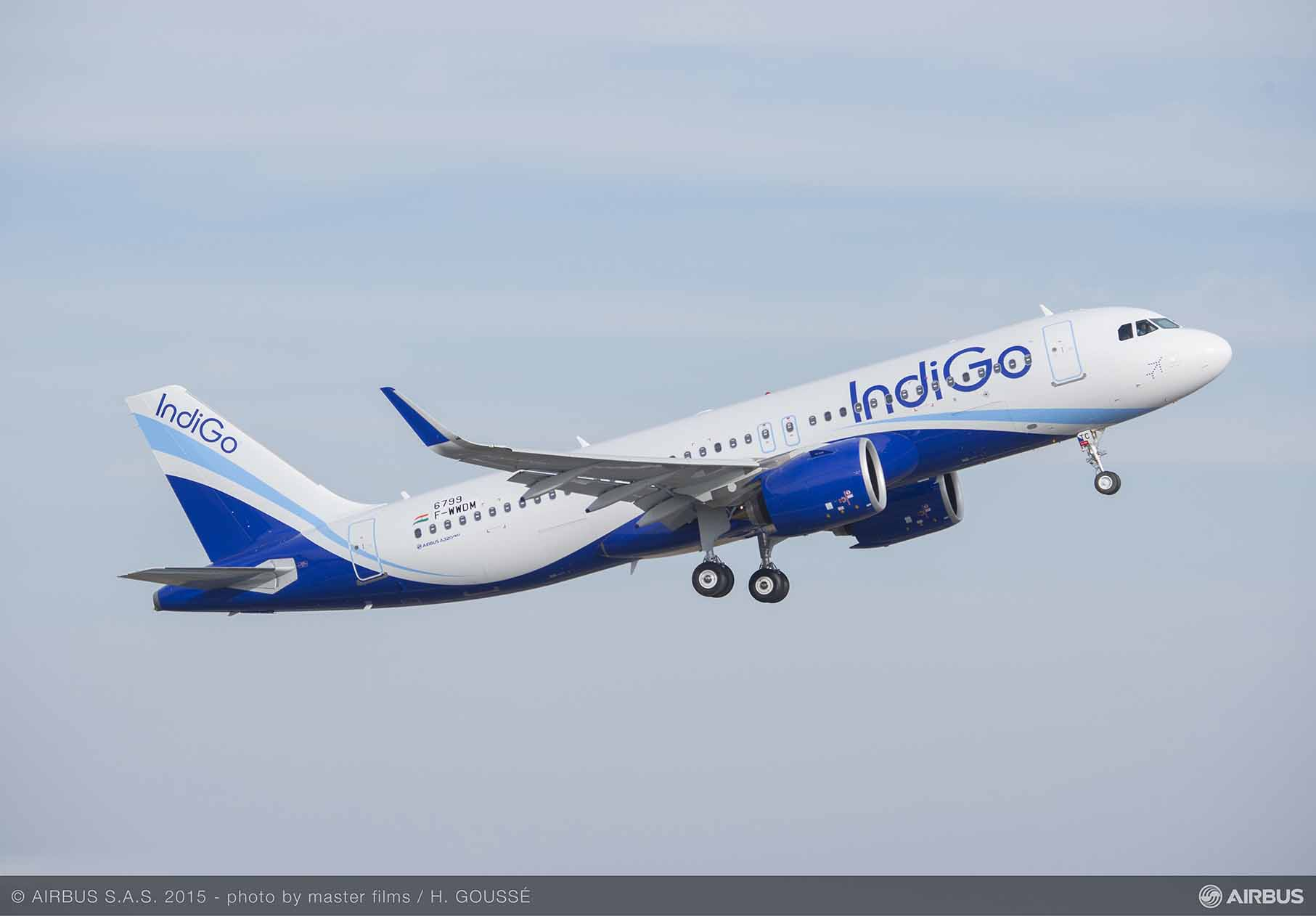 A320neo INDIGO_take off_