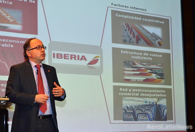 La nueva Iberia quiere ser una aerolínea totalmente digital en 2020