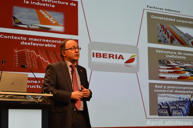 Iberia activa su plan de ajuste en tres fases a la espera de más apoyo al sector