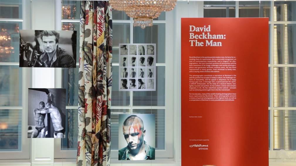 IAG Cargo partners with «David Beckam»: The man Exhibition