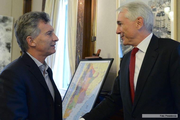 Argentina: Mauricio Macri, junto a Dietrich, recibió al titular de IATA