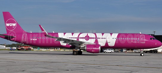WOW air to start low-cost flights linking India, Europe, North America