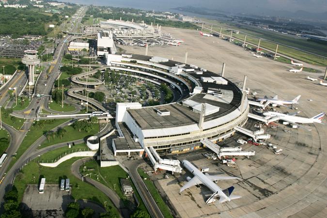 Brasil: Aeropuerto de Río de Janeiro, preparado para recibir 1.5 millones de pasajeros