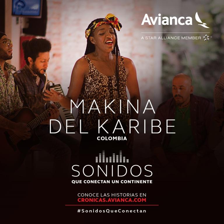 Avianca presenta plataforma de contenido que celebra aspectos en los que Latinoamérica se conecta