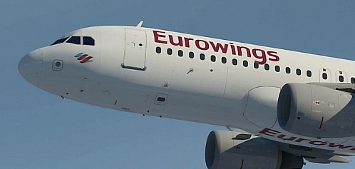 Aerolínea Eurowings estrena vuelo directo Múnich – Puerto Plata operando un A330
