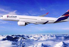 A350_Cordillera LATAM