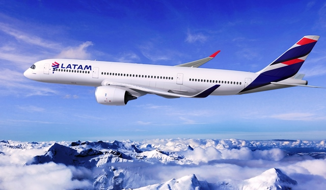 Latam airlines announces new routes 2018