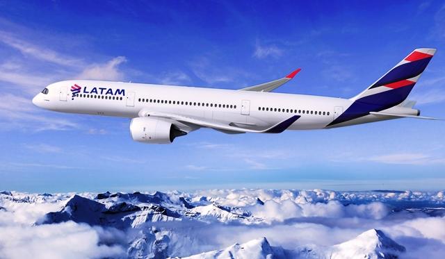 Latam (Perú) volará hacia Jaén, Johanesburgo, Cartagena y Mendoza