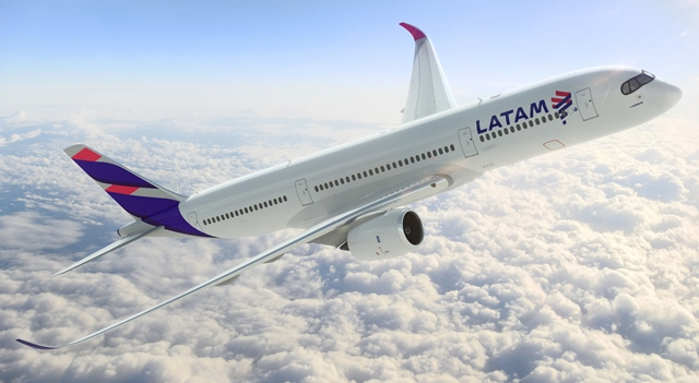 LATAM to spend $400m on new cabin interiors