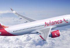 Airbus A320neo AVIANCA