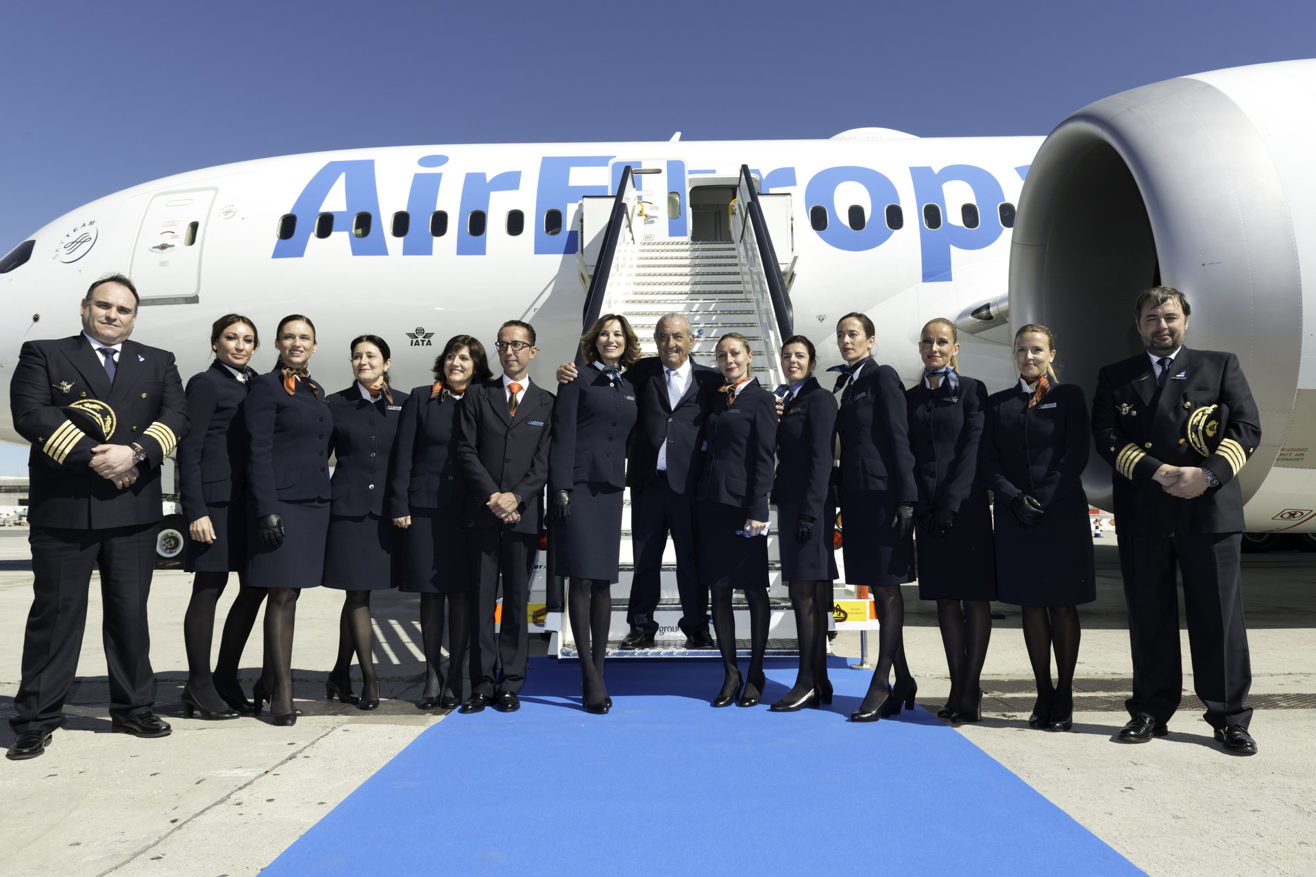 BOEING_787_DREAMLINER_0101 Air Europa
