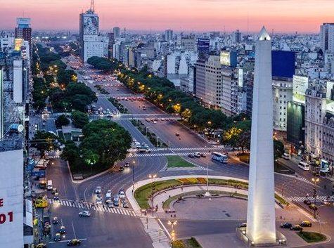 Los pasajeros internacionales prefieren visitar Argentina en diciembre