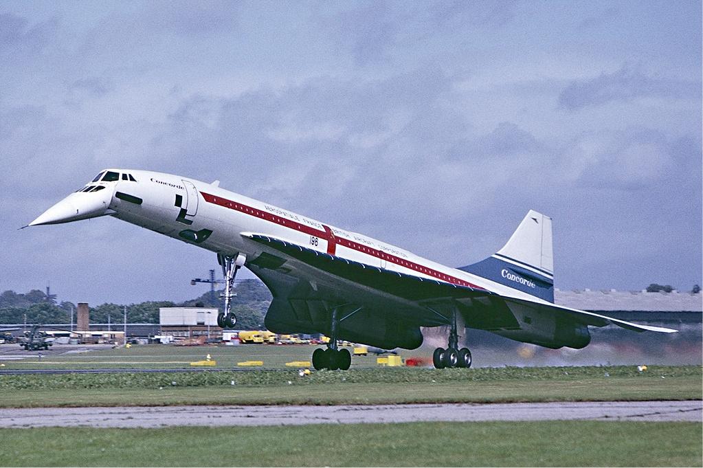 Se cumplen 13 años del último vuelo del Concorde