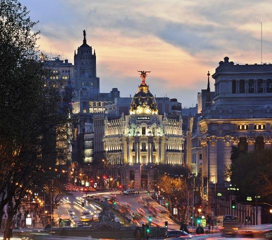 Los hoteles de Madrid comienzan 2017 con un 5,6% más de contrataciones