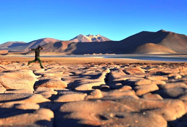 Chile – Atacama: Mares de arena y sal
