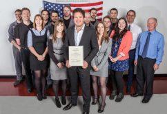 World Aero team announces FAA certification