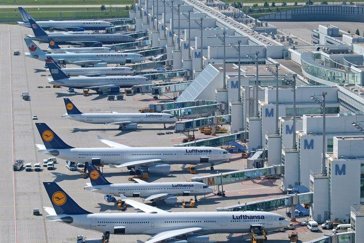 En servicio el sistema de transporte automático del aeropuerto de Munich