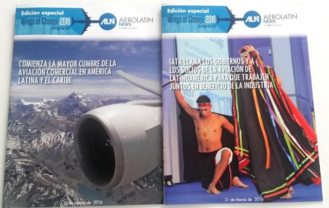 AeroLatinNews (ALN) celebra su cumpleaños N°14