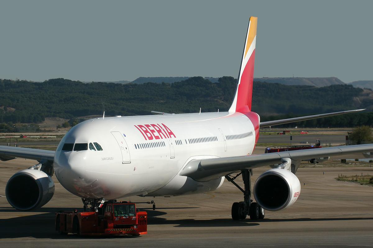 El Salvador: La aerolínea Iberia renovó su flota de aviones y atención