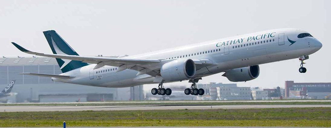 Cathay Pacific Airways and Lufthansa Group agree on cooperation