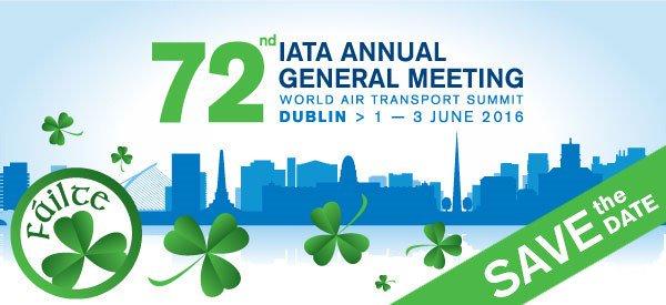 AGM 2016: La mayor reunión de líderes de la industria mundial de la aviación