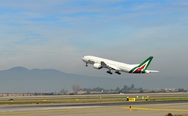 Alitalia ressalta que operações de voo permanecem iguais