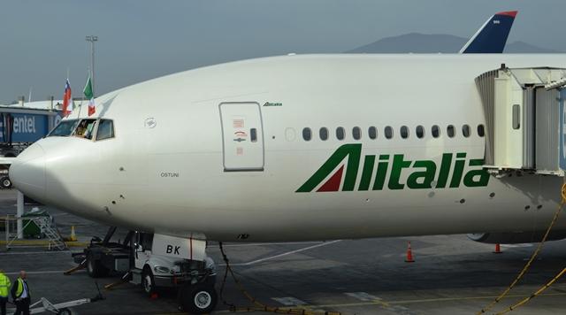Alitalia registra ganancias de 2 millones de euros en el tercer trimestre