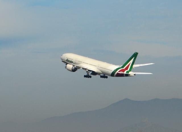 Alitalia aumenta frequência de voos que ligam SP a Roma