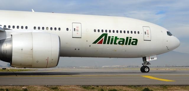 Presentan nuevo vuelo de Alitalia de Roma a la Ciudad de México