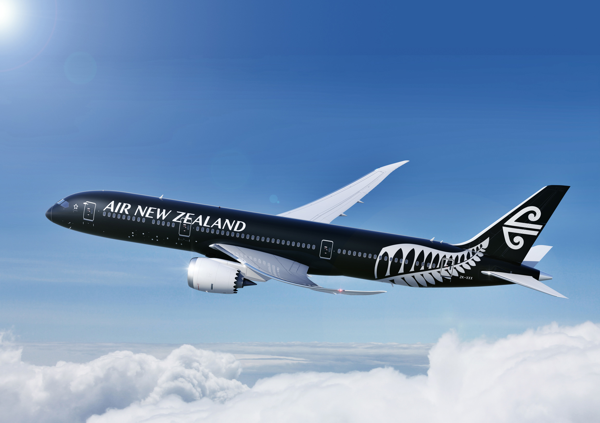 Air New Zealand Selects Boeing 787-10 Dreamliner for Future Growth