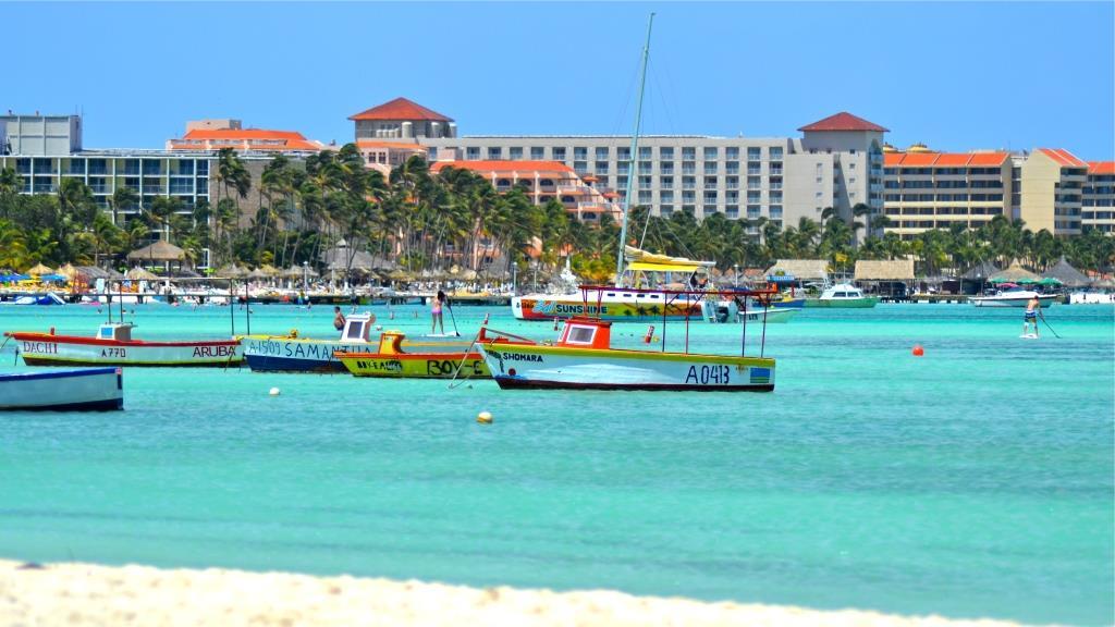 Descubre los mejor de Aruba con Avianca