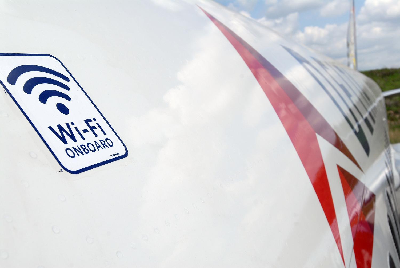 Delta completa la instalación del servicio de Wi-Fi internacional