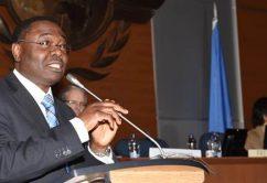 ICAO president Olumuyiwa Bernard Aliu