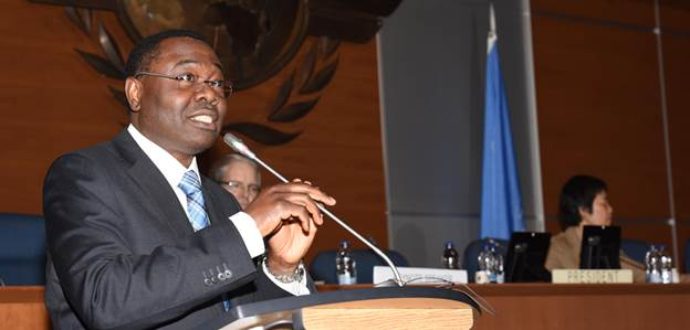 ICAO Council President: Political will exist to complete aviation's carbon neutral growt strategy