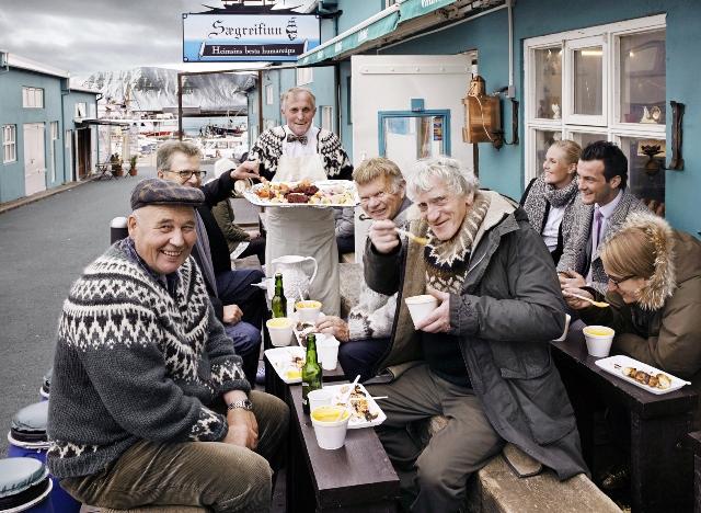 """Lugares """"foodie"""" de Islandia"""
