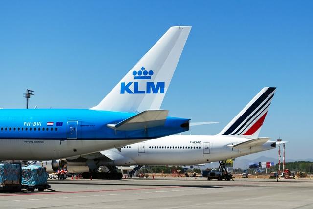 """Air France-KLM líder de la categoría """"Aerolíneas"""" del Índice Dow Jones por duodécimo año consecutivo"""