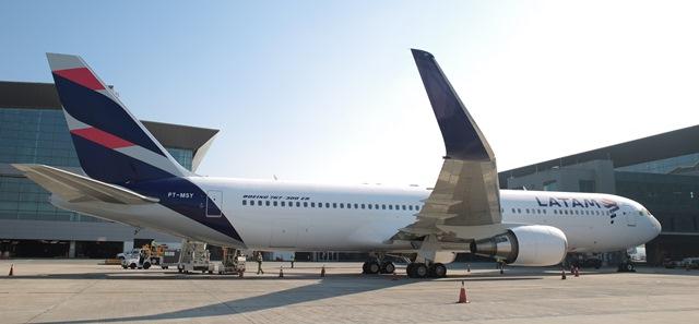 Grupo LATAM Airlines fortalece su conexión con Estados Unidos e inicia operaciones de vuelo directo a Los Ángeles todo el año